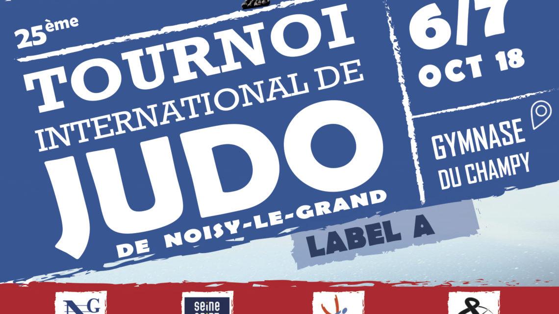 Tournoi «Label A» de Noisy-Le-Grand