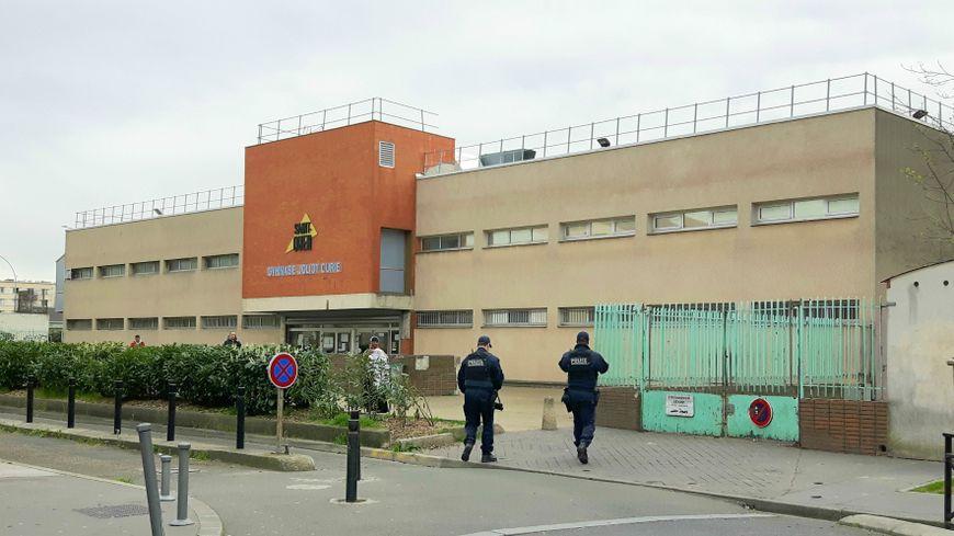 Gymnase Joliot-Curie