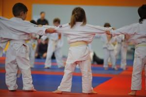 Le baby judo, c'est quoi?